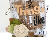 Journal this, journal that! / by Sharon Ellis