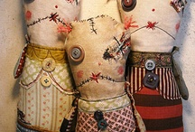 Dolls / by Mari DeeDee