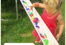 preschool mark making