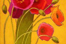 Lovely art / Flowers