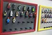 Lego sisustus ideat