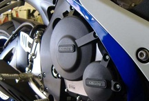 Motorcycles special parts Tuning