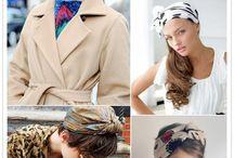 Fashion / Headscarves