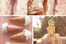 Rose Gold Wedding    Colour Inspiration