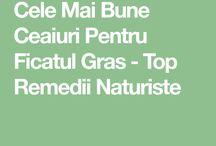 Ceaiuri pt. ficat gras