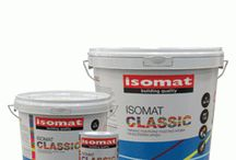 Give color to your home with ISOMAT COLOR SYSTEM / One of the most inexpensive methods of renovation is the renewal of the coatings of the interior or exterior facades. For this reason, ISOMAT, exploiting its long expertise in building materials, has introduced the new range of paints ISOMAT COLOR SYSTEM. ISOMAT COLOR SYSTEM consists of paints for interiors and exteriors, which stand out for their excellent quality, easy application, perfect result and affordable price.
