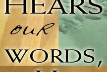 HIS Word / by Michelle Chitty