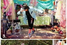 Party: Alice in Wonderland / Follow the white rabbit into a wonderful board of wonderland party ideas!