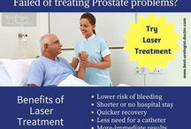Laser Treatment for prostate problems /  Benign Prostatic Hyperplasia is the non malignant enlargement of the prostate gland.Prostate Laser Surgery relieve moderate to severe urinary symptom caused by an enlarged prostate.Find all details about Laser Treatment by one click www.best-urologist-doctor.com/urological-conditions-prostatic-hyperplasia.