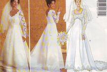 Bridal Dress/Gown Sewing Pattern