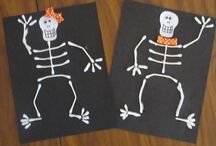 Halloween crafts / by Sarah Byykkonen