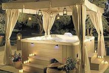 Spa area ideas