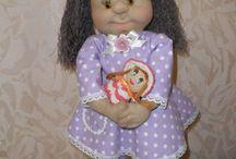 куклы чулок