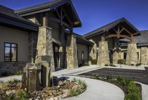 Orthodontist Office - South Jordan / Lane Myers Construction is proud to produce craftsman style commercial buildings in and around the Salt Lake Valley. We had the pleasure of working on multiple projects with a certain orthodontist- and the results were impeccable. Featuring a mining themed arcade- complete with a floor made entirely of pennies- this particular office building is definitely a favorite.