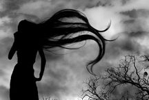 Dark & Mysterious / by Stacey Siscoe