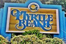Myrtle Beach Days!! / by Lorie Morrow