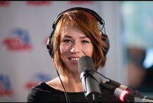 Ekaterina Ivanchikova not aircrafts / nice and beautiful vocalist of Belarussian band IOWA