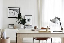 // s t u d y / study | business | work | decor | inspiration | organisation | space | styling