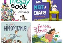 Funny Kids Books / Want books that you can enjoy with your kids. Look no further...