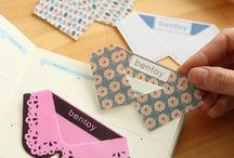 Crafts - bookmarks