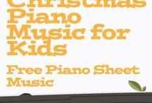 Free Sheet Music / For beginners