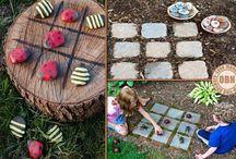 kids fantasy garden