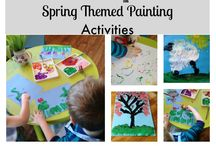Spring Time / A collection of things to do with Easter and spring time activities, games and recipes.