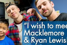 Macklemore, Ryan Lewis / by Ann Marie Louie