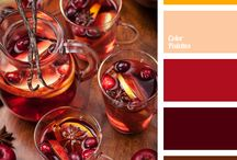 color palette  #751