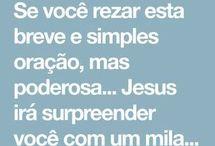 Oração para Jesus