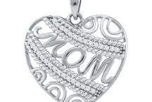 Gifts for Mom / Free Shipping no minimun order. Mother's Day Take 30% OFF CODE: LOVEMOM Gold and Diamonds Collection.