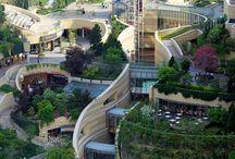 Cities modern