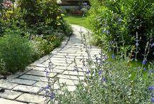 ガーデンエクステリアアプローチ