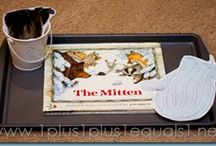the mitten / by Sara B