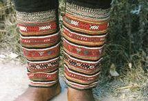 Yemenite Embroidery