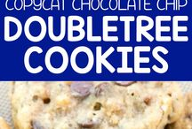 Chocolate Chip cookies  (Doubletree)
