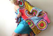 tejido a crochet