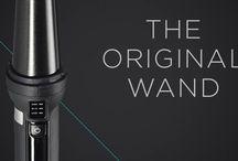 Original Wand Cloud Nine / Questo ferro per capelli ti permette di creare boccoli perfetti in pochi secondi senza danneggiare i tuoi capelli. Il cono lucido dona brillantezza ai tuoi capelli ogni volta che usi il ferro. Da provare per crederci! Scopri di più su http://it.cloudninehair.com/the-wand/the-wand/