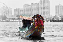 Bangkok / Cities of the world by Pete Klimek (www.peteklimek.com)