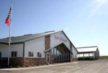 Dairy Barns / by Hoard's Dairyman
