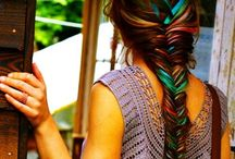 Hairstyles and braids ❤️