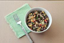 healthy dishes / by Elizabeth Heidrich Shafer