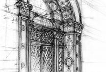 architectral drawings