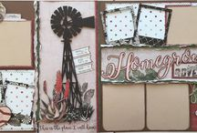 scrapbooking - collections