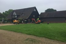 As the work progresses / We will be giving regular updates so please come back and have a look as the job progresses