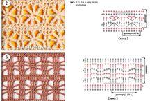 Crochet - points