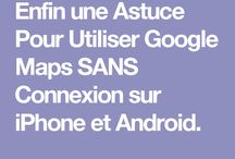 Carte Google