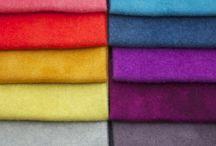 Wool felt applique / Wool felt applique