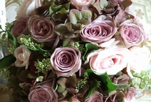 wedding bouquet / by Lynsey Gass