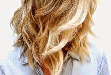 prachtige haarkleur